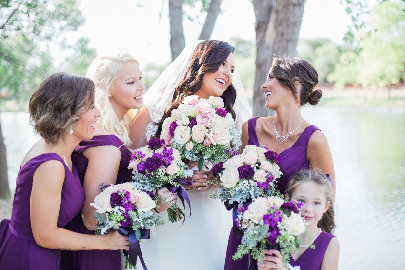 Beautiful purples, Hazel & Haze Photography