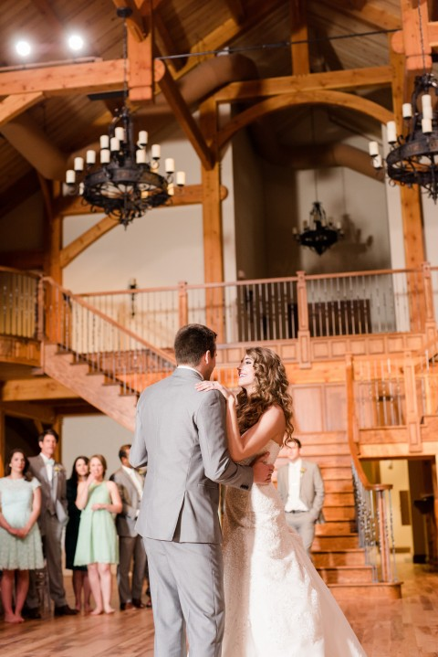 First Dance, photo courtesy of Holly Gannett Photography